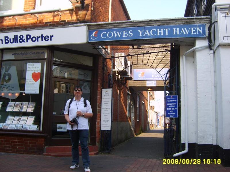 Moni In Cowes